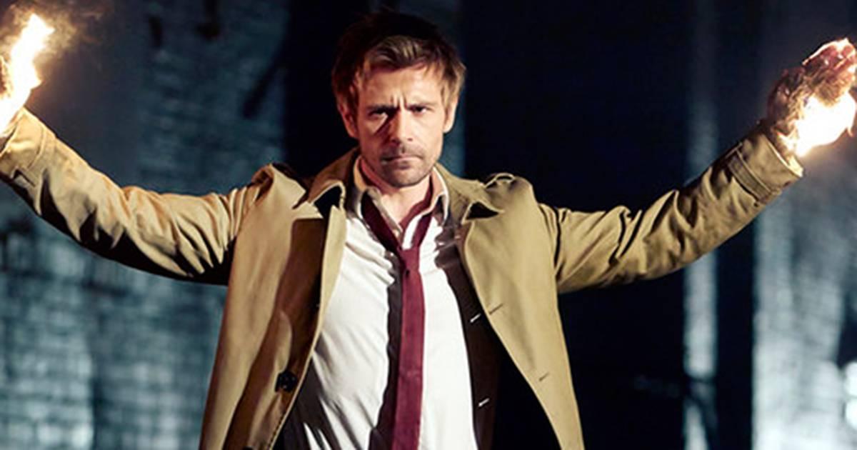 Arrow trará Constantine de volta em participação especial