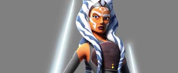 Star Wars Quem E Ahsoka Tano Das Animacoes Clone Wars E Rebels
