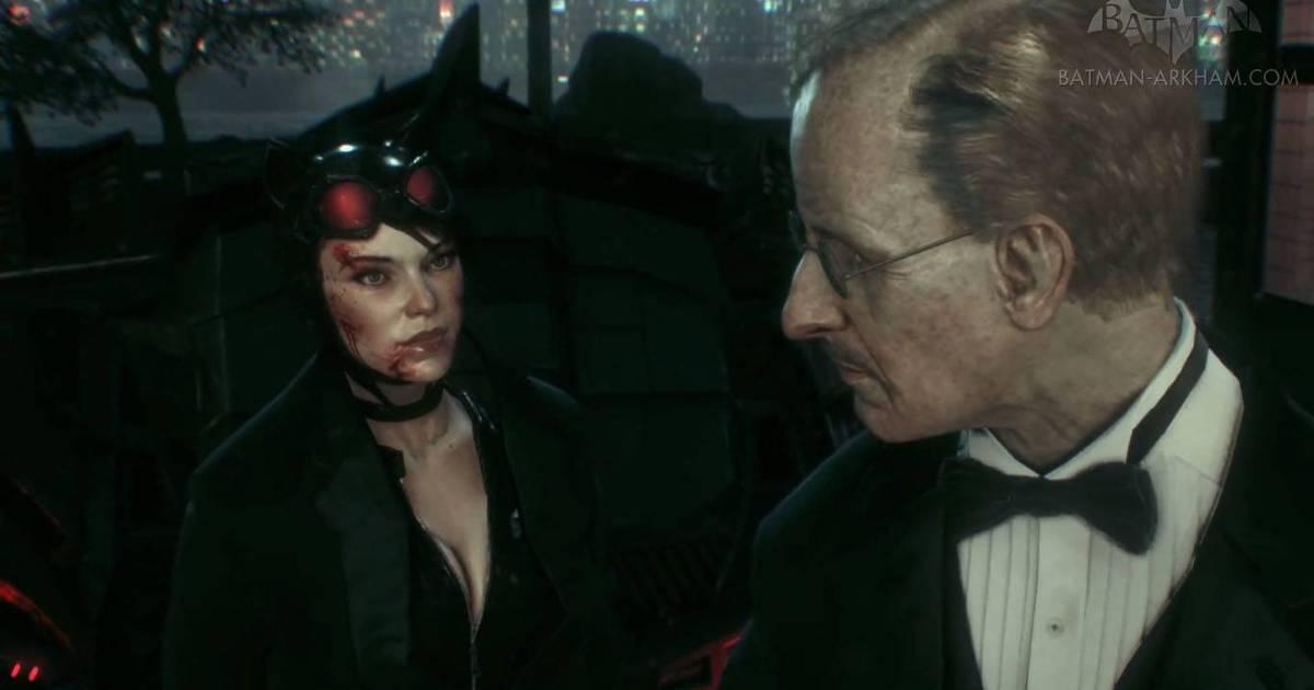 Batman Arkham Knight - Batman: Arkham Knight   Alfred assume o lugar do Homem-Morcego em mod; assista ao vídeo - The Enemy