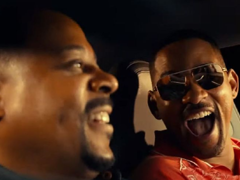 Martin Lawrence e Will Smith em Bad Boys Para Sempre