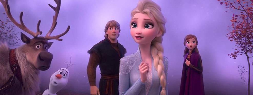 Frozen 2 | Olaf se assusta em cena inédita; confira