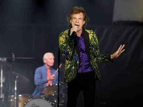 Rolling Stones/Kevin Winter/Getty Images of America/AFP