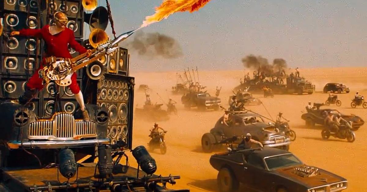 17 filmes de ação para fugir do carnaval