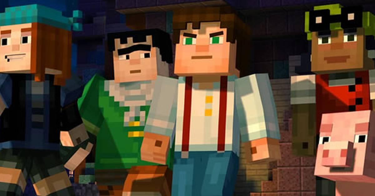 The Enemy - Minecraft: Story Mode | Telltale Games anuncia a data de lançamento do game