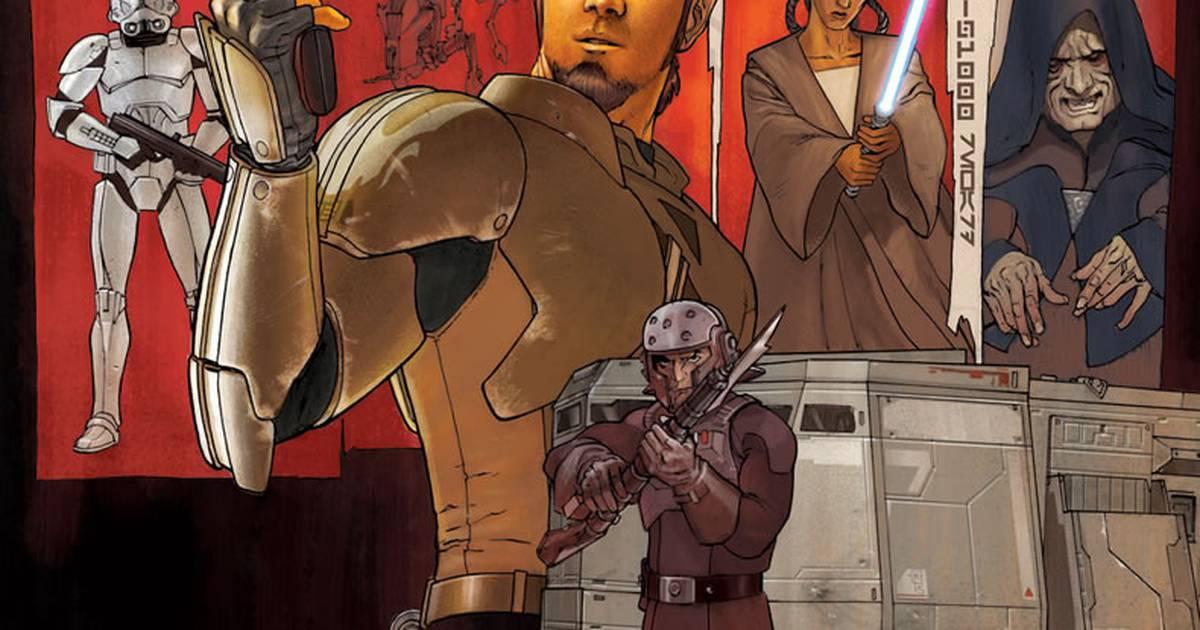 Star Wars | Marvel divulga uma prévia da HQ Kanan - The Last Padawan [ATUALIZADO]