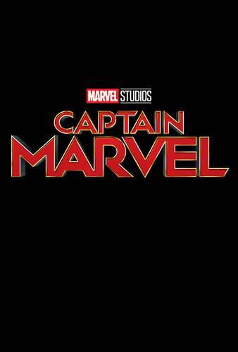 Logo de Capitão Marvel