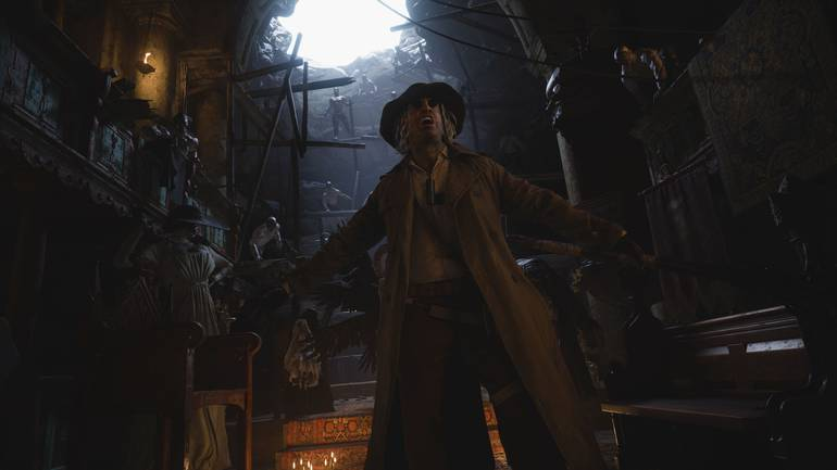 Impressões: Resident Evil Village relembra atmosfera de RE4