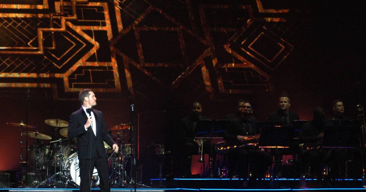 Michael Bublé em São Paulo | Crítica