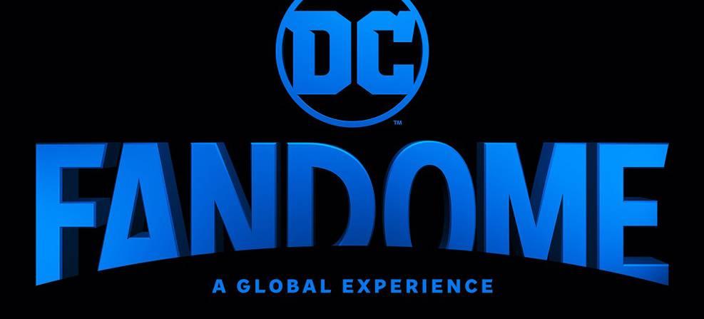 Logo Oficial DC Fandome