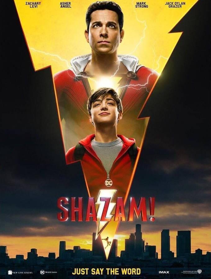 [SHAZAM] - Estreou. Spoilers liberados!!! - Página 3 Shazam-poster