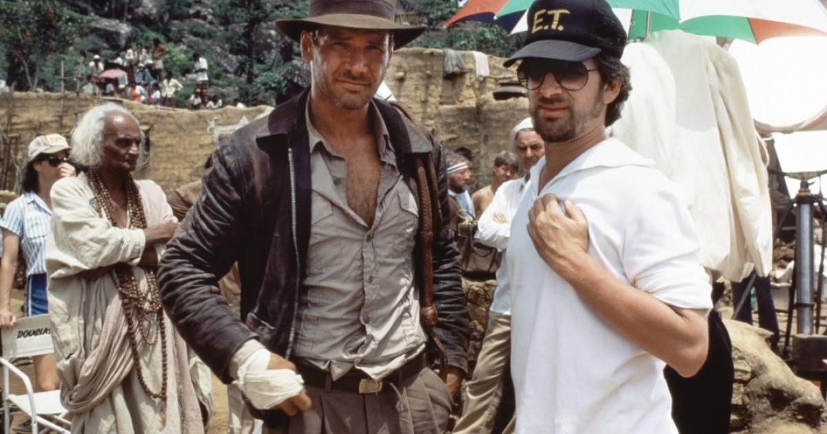 Indiana Jones   Steven Spielberg diz que ninguém pode substituir Harrison Ford
