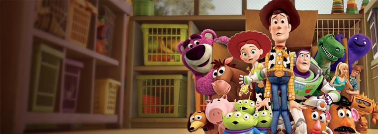 - Toy Story 3/Disney/Reprodução