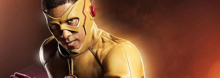 - The Flash/CW/Divulgação