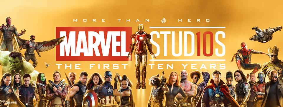 Marvel Stud10s - The First Ten Years