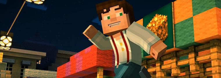 - Minecraft: Story Mode/Telltale Games/Divulgação