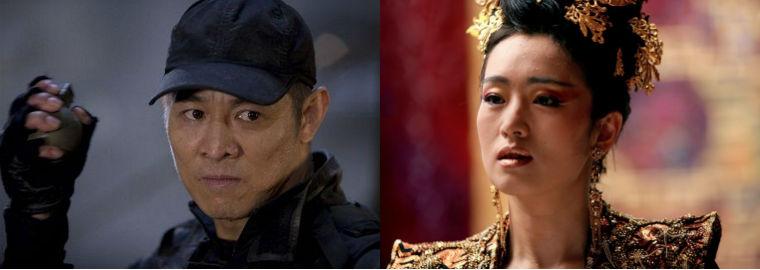 - Os Mercenários/Lionsgate/Reprodução // Beijing New Picture Film Co./Divulgação