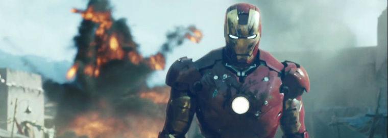 - Homem de Ferro/Marvel Studios/Reprodução