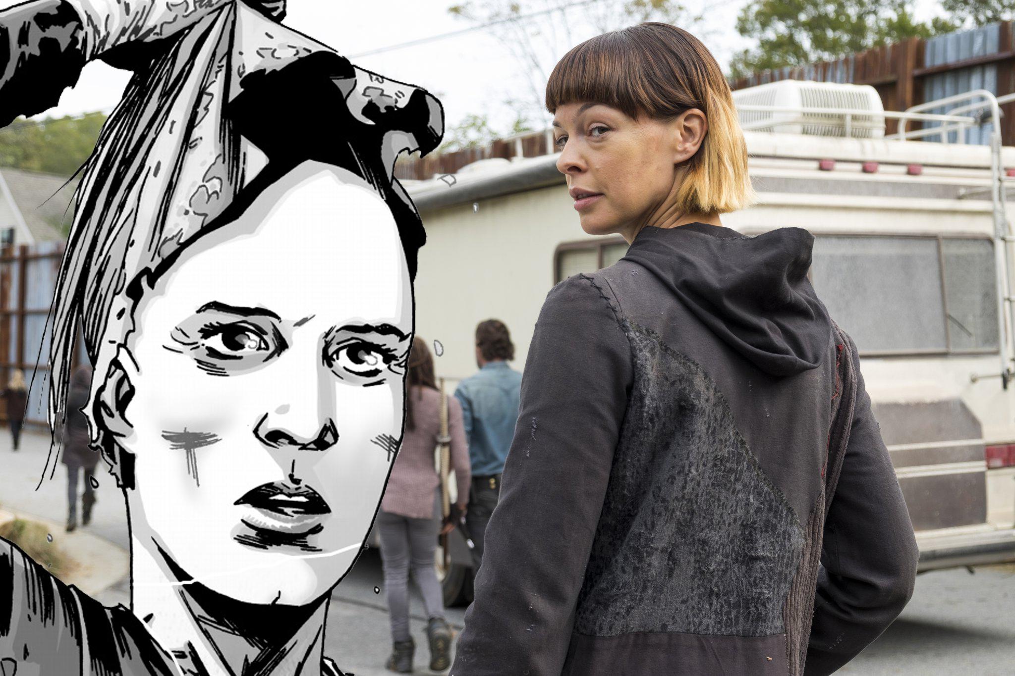 - Reprodução/ AMC/ The Walking Dead