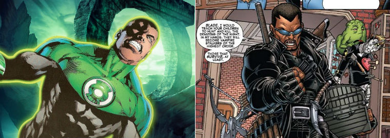 - DC Comics/Reprodução // Marvel Comics/Reprodução