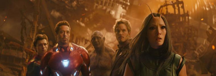 - Vingadores: Guerra Infinita/Marvel Studios/Reprodução