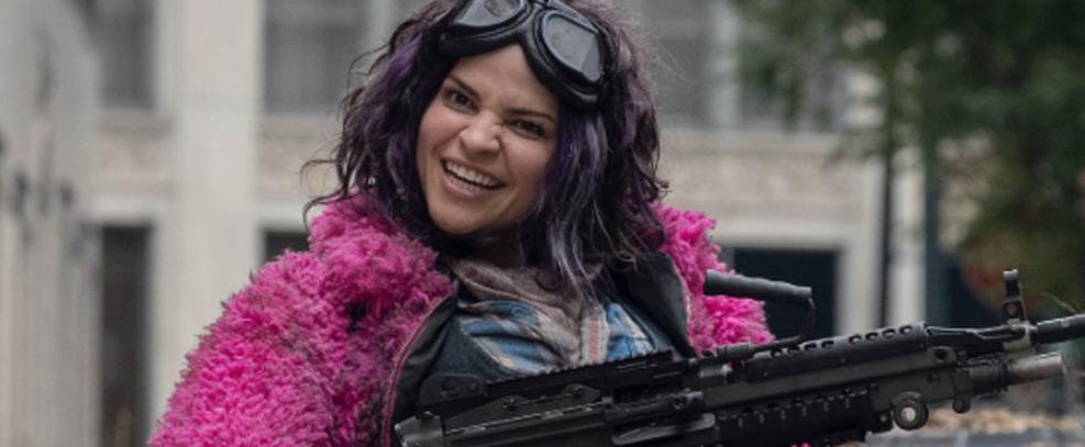 Paola Lázaro como Juanita Sanchez, nova personagem da 10ª temporada de The Walking Dead