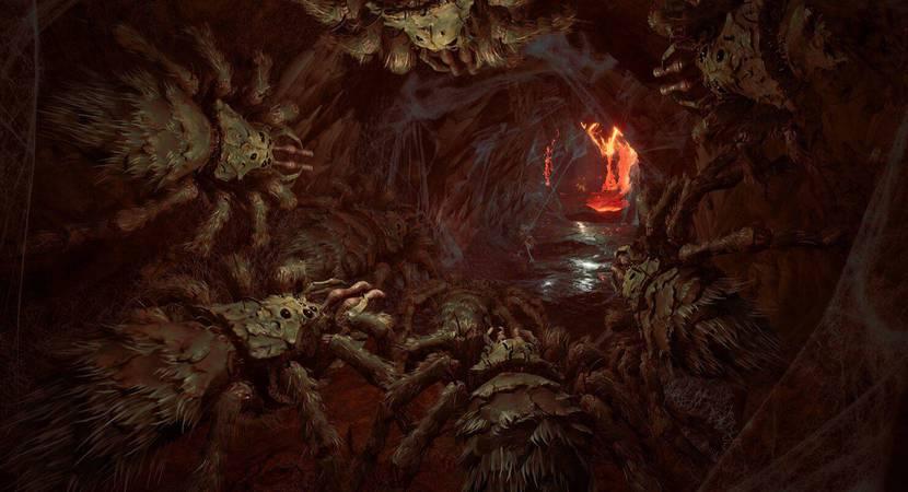 Confira as primeiras imagens de Lord of the Rings: Gollum 12