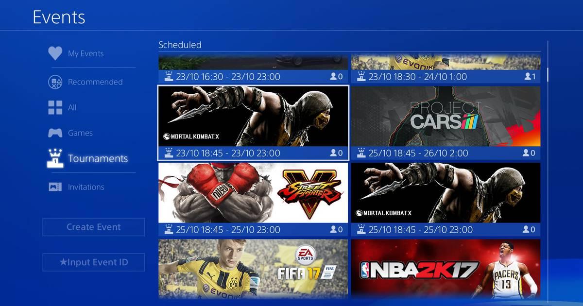 87840ee30 Nba 2K17 - Sony e ESL fecham parceria para criação do PlayStation  Tournaments - The Enemy