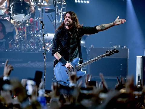 Foto de Dave Grohl/Theo Wargo/Getty Images North America/AFP