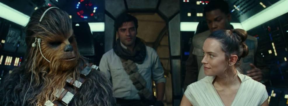 Imagem de Star Wars: A Ascensão Skywalker