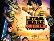 Star Wars Rebels - 1ª Temporada