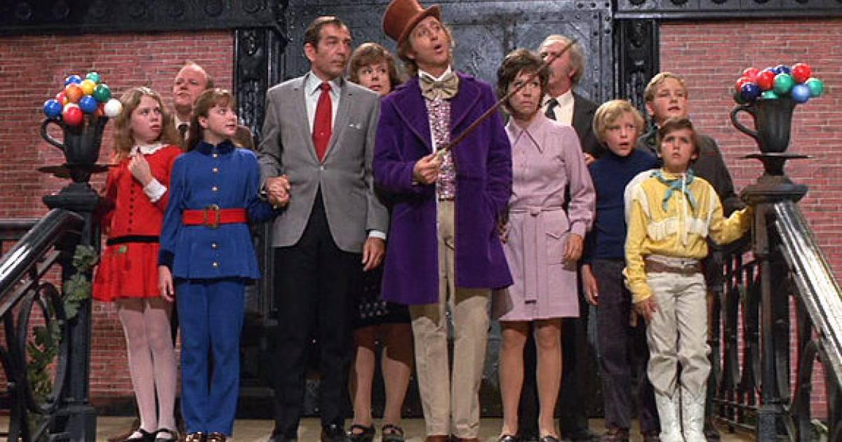 Elenco de A Fantástica Fábrica de Chocolate se reúne para celebrar 44 anos do filme