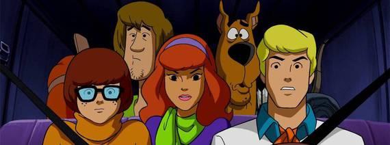 Os 50 Anos De Scooby Doo